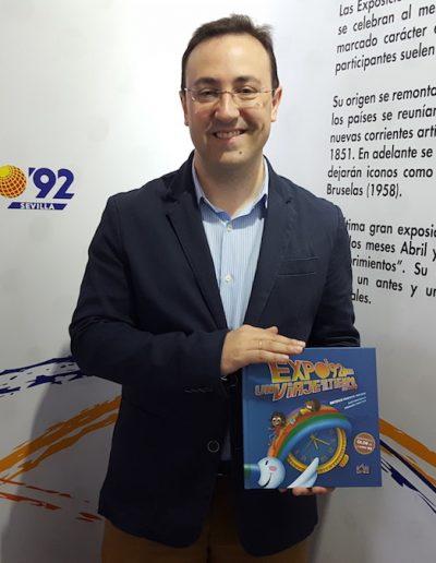 Expo92. Un viaje en el tiempo - Antonio Puente Mayor - 01