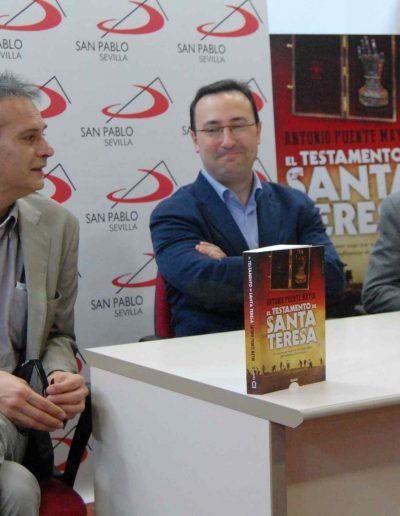 El testamento de Santa Teresa - Antonio Puente Mayor - 01