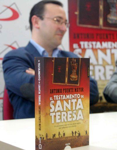 El testamento de Santa Teresa - Antonio Puente Mayor - 02