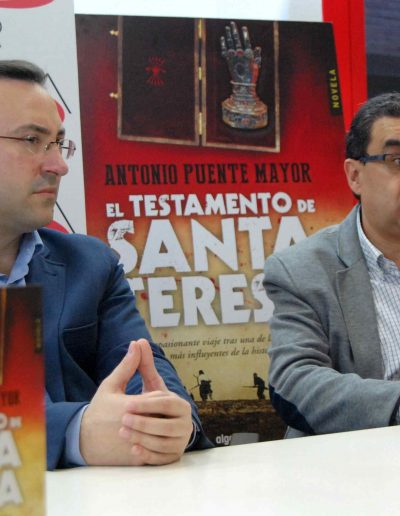 El testamento de Santa Teresa - Antonio Puente Mayor - 03