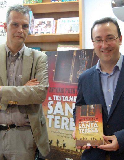 El testamento de Santa Teresa - Antonio Puente Mayor - 04