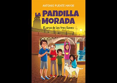 La Pandilla Morada. El arca de las tres llaves.