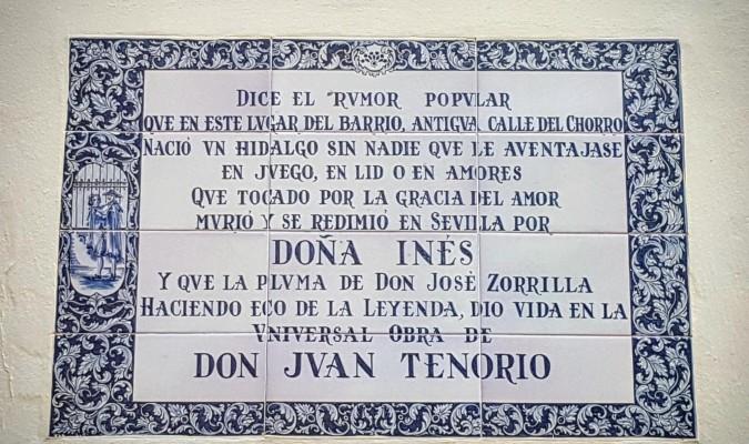 La Sevilla de Don Juan Tenorio