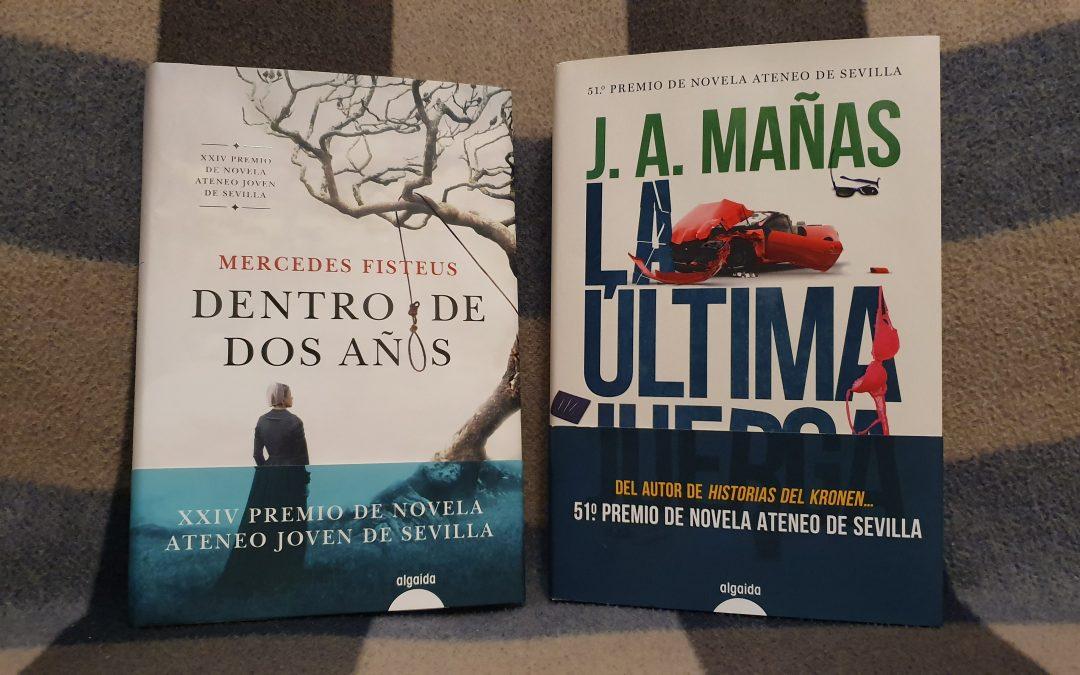 De Madrid a Salem, un otoño de novela