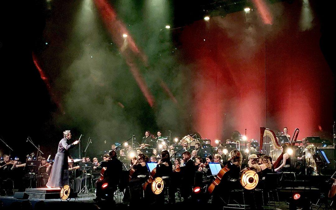 Sevilla se rinde a la Film Symphony Orchestra