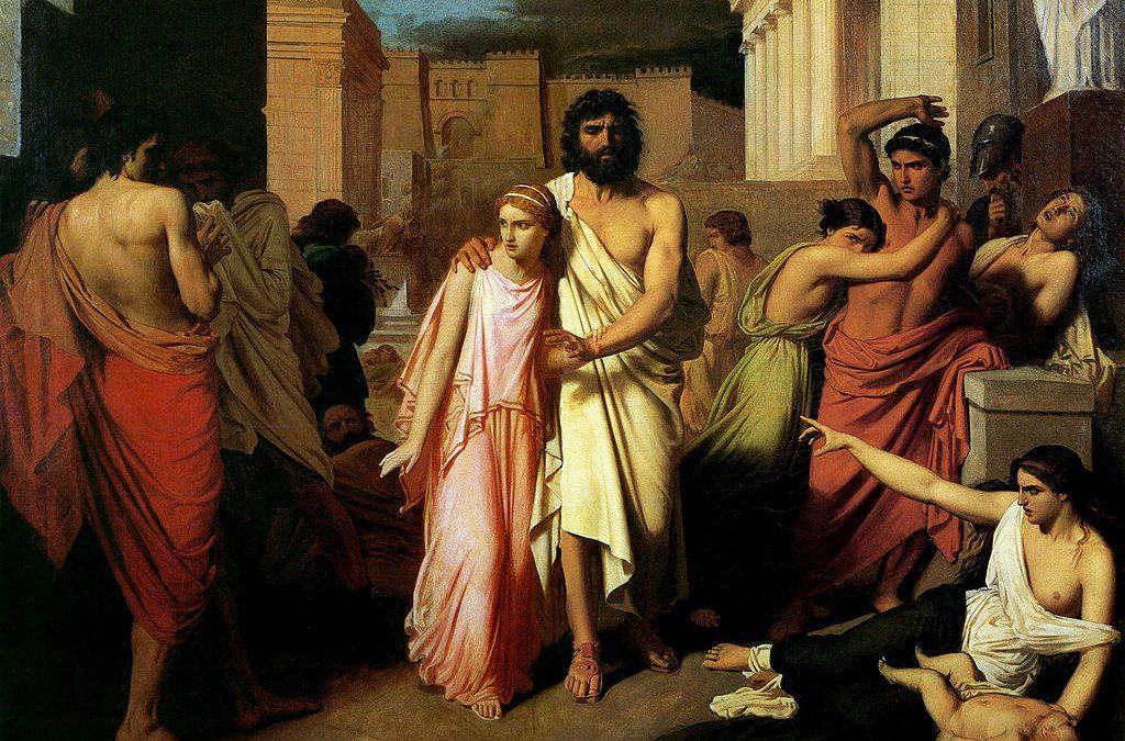 Desmontando «Edipo Rey» de Sófocles