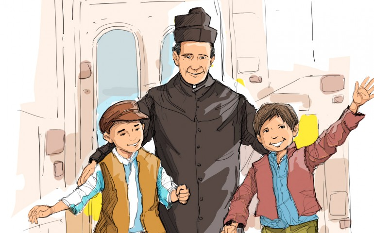 ¿Sabías que Don Bosco es el patrón del cine?