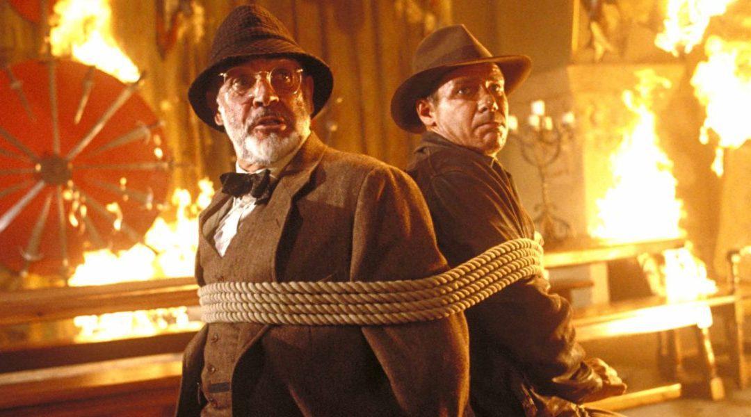 Desmontando «Indiana Jones y la última cruzada»